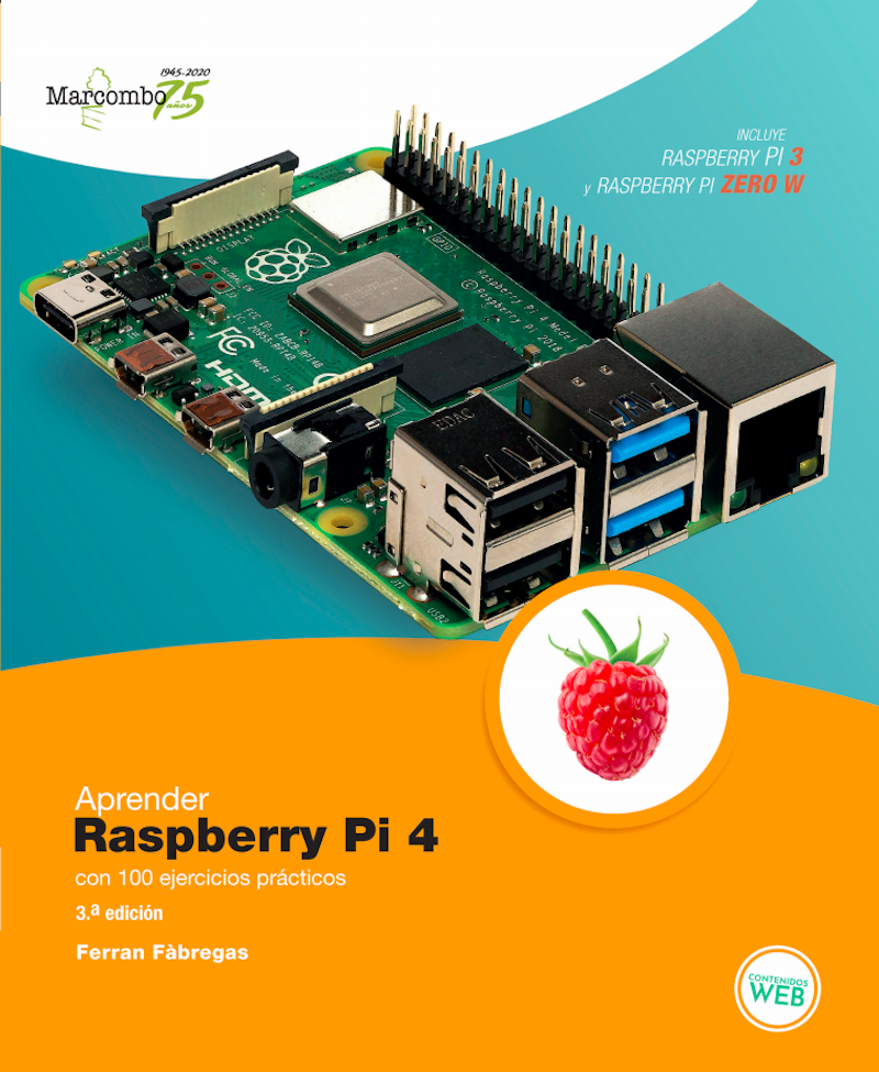 Raspberry Pi 4 Book